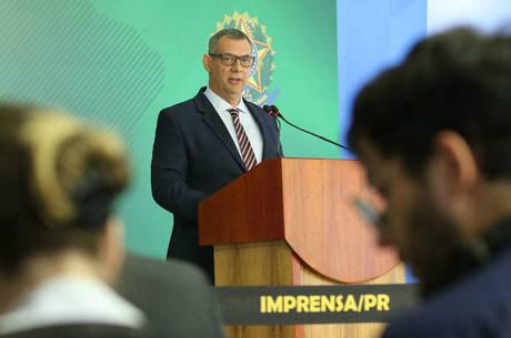 Rêgo Barros ocupa o cargo desde janeiro de 2019