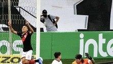 Atlético-GO bate Corinthians e sai na frente na Copa do Brasil