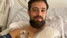 Rafael Cardoso coloca aparelho no coração para prevenir morte súbita