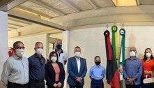 Escola Cívico-Militar de Santa Rita recebe visita técnica de representantes do MEC
