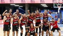 Flamengo alcança final da Champions League Américas de Basquete