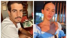 Bruna Marquezine posta foto com Enzo Celulari e assume namoro