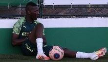 Patrick de Paula, do Palmeiras, é flagrado em festa clandestina