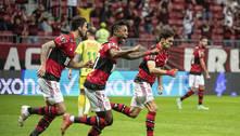 Com torcida, Flamengo bate Defensa y Justicia e avança na Libertadores