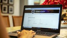 Polícia Civil orienta população a utilizar delegacia online para evitar aglomeração