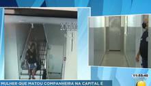 Mulher que matou companheira em João Pessoa é suspeita de ter assassinado duas pessoas no RN