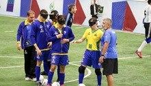 Convocação da Seleção Brasileira de futebol de 5 será no dia 6 de julho