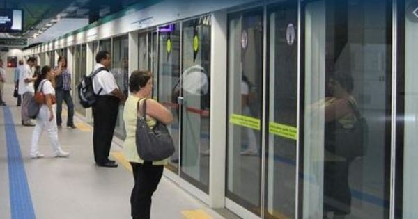 Metrô vai reforçar frota de trens para atender estudantes do Enem