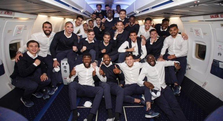 A festa do Porto, depois da eliminação da Juventus