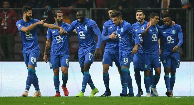 Porto, 16 pontos, o melhor desempenho até aqui
