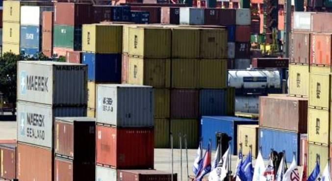 O saldo é fruto do aumento tanto das exportações quanto das importações