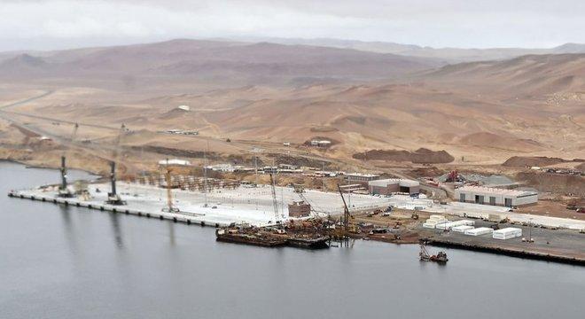 Matérias-primas são as principais exportações do Peru