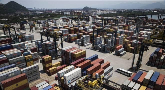 Área do Porto de Santos foi leiloada por R$ 112,5 milhões