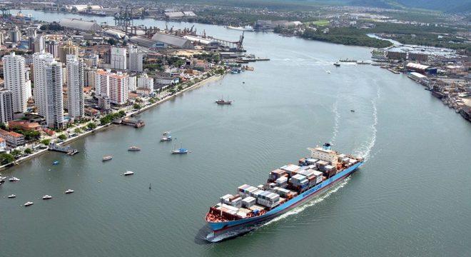 Drogas encontradas no porto de Santos (SP) tinham como destino a Europa