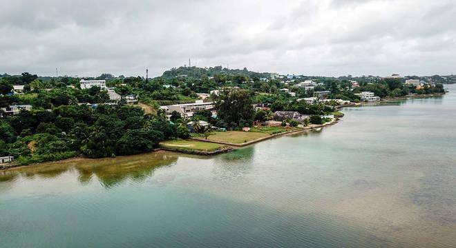 O governo de Vanuatu, país insular do Pacífico, vende passaporte por cerca de US$ 150 mil