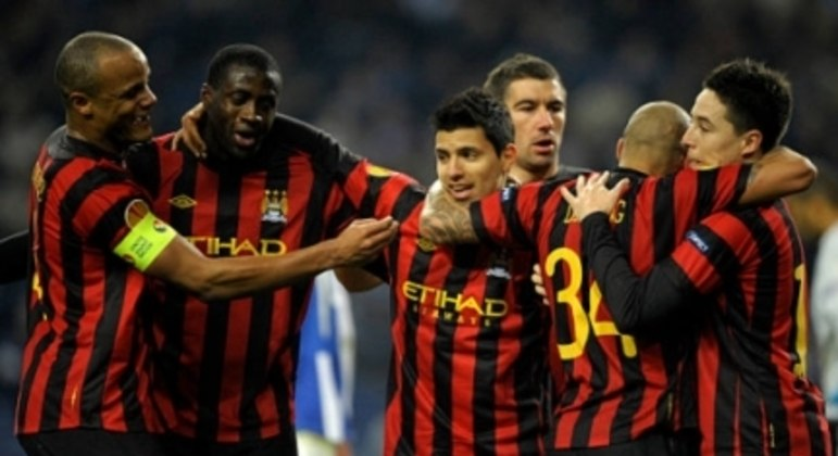 Porto x Manchester City (2012)
