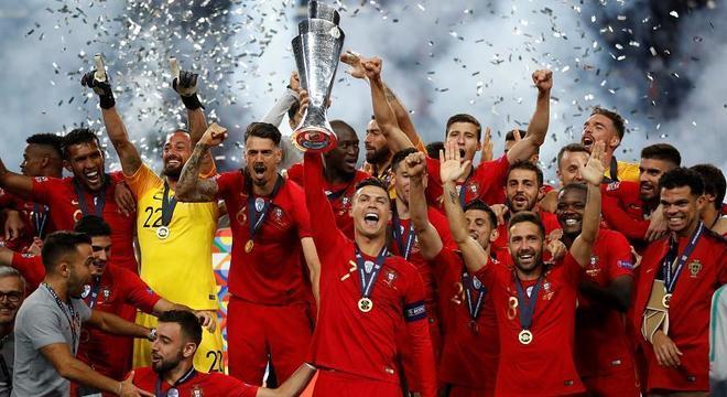 Portugal, o campeão da Nations League de 2018/19