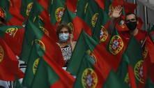 Com 78% da população vacinada, Portugal relaxa uso de máscaras