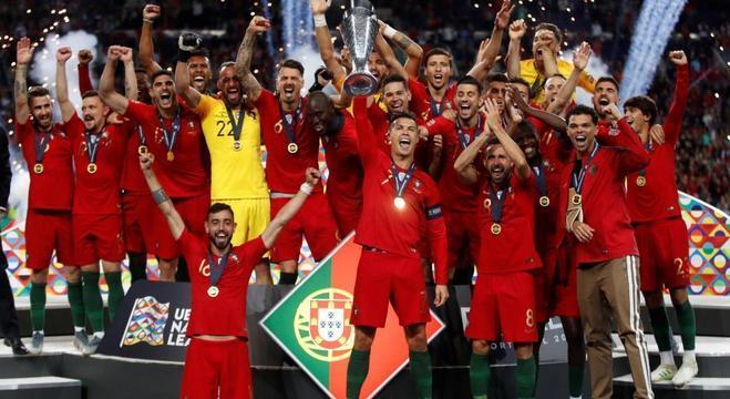 Portugal, o campeão da Champions de 2018/2019