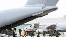 Portugal recebe equipe de medicina intensiva do Exército alemão