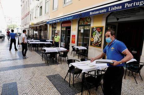 Lisboa continuará em isolamento até quinta-feira (4)
