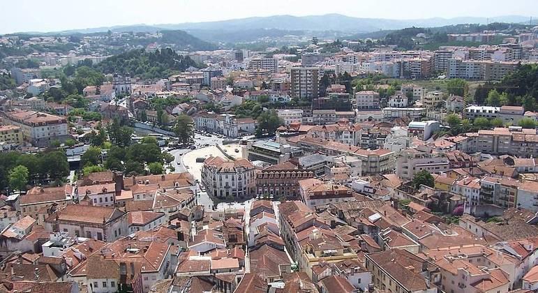 Brasileiro foi localizado na cidade de Leiria, região central de Portugal