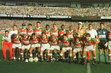 Candinho era o técnico da Lusa em 1996