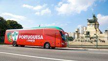 Portuguesa volta a ter ônibus próprio após quatro anos