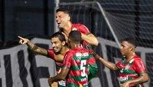 Portuguesa-RJ ressurge como zebra. E com folha salarial de R$ 250 mil