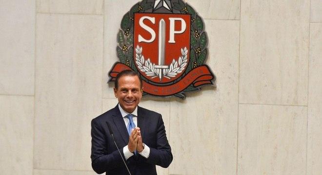 Doria tem feito críticas abertas ao PSDB