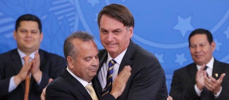 Rogério Marinho, ministro deo Desenvolvimento Regional: focado na entrega de obras.