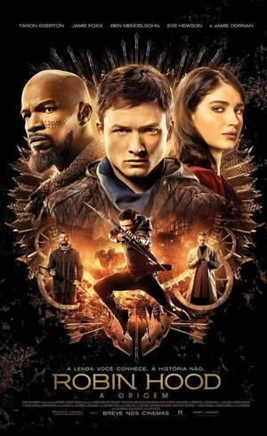 Poster de Robin Hood: A Origem