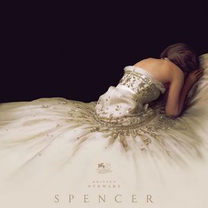 Pôster oficial de 'Spencer'