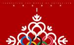 pôster Olimpíada de Inverno, Jogos Olímpicos de Inverno, Pequim 2022,