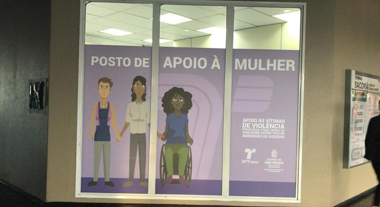 Prefeitura de SP inaugura Posto de Apoio à Mulher no Terminal Sacomã, na zona sul