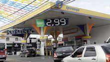 Gasolina recua nos postos após cortes da Petrobras na refinaria