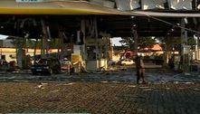 Posto que pegou fogo e explodiu em Rio Claro (SP) passa por perícia