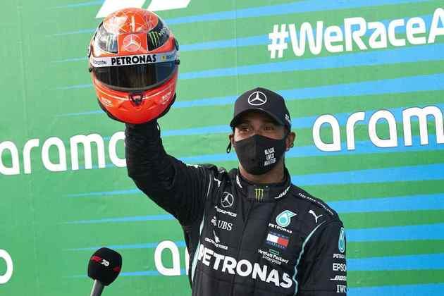 Poucos pilotos foram recordistas de vitórias na história da Fórmula 1. Em uma galeria especial, recordamos para você quem já teve essa honra (Por Grande Prêmio)