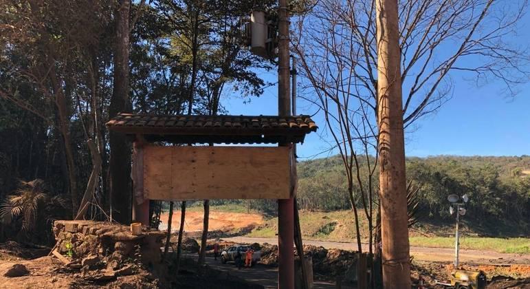 Homem trabalhava próximo à Pousada Nova Estância, destruída pela lama de rejeitos