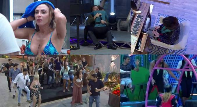 Relembre os momentos mais engraçados do Power Couple Brasil
