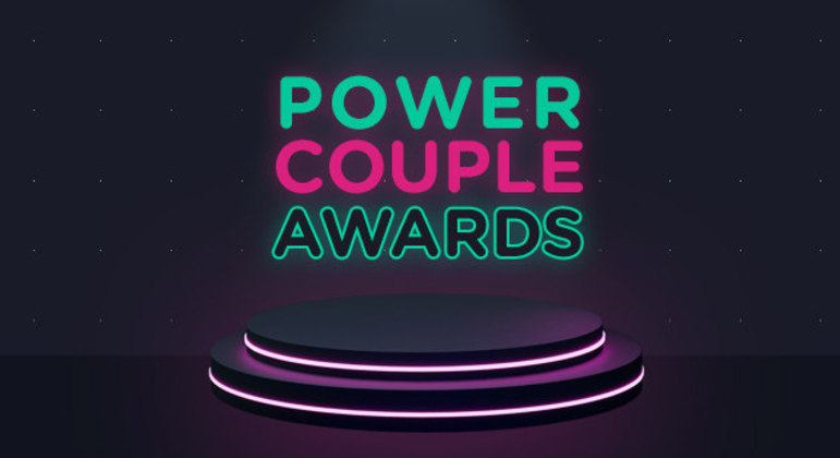 Você escolheu os vencedores do Power Couple Awards!