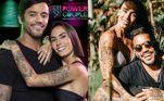 Depois de quase ter vencido a quarta temporada do reality, André Coelho e Clara Maia se casaram. Os dois pombinhos esbanjam muito amor e cumplicidade nas redes sociais e continuam com o mesmo jeito aventureiro.Sob o comando de Adriane Galisteu, oPower Couple Brasil 5estreia em maio, na tela daRecord TV.