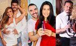 Alguns casais que participaram doPower Couple Brasilmudaram bastante depois do reality, mas outros continuam do mesmo jeito. Confira o antes e depois dos pares e não esqueça: a quinta temporada estreia em maio, na tela daRecord TV!
