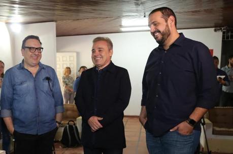 Gugu Liberato aposta no sucesso do elenco