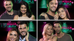 Acompanhe as mudanças de visual dos quatro casais finalistas do _Power Couple_ (Divulgação/ Record TV)
