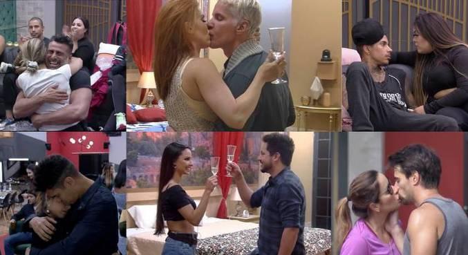 Qual casal do Power Couple representa sua vida amorosa?