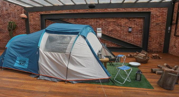 Um dos casais terá que passar a noite na temida barraca