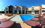 A piscina da Mansão é aquele espaço perfeito para romance, diversão e também discussão. Afinal, jogo é jogo!