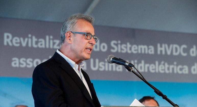 O ministro de Minas e Energia, Bento Albuquerque, que se reúne com o ministro da Economia, Paulo Guedes, nesta segunda (6)