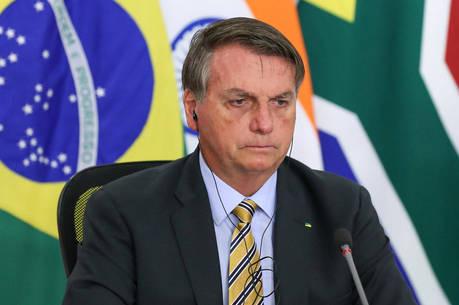 Bolsonaro fez declaração no Facebook